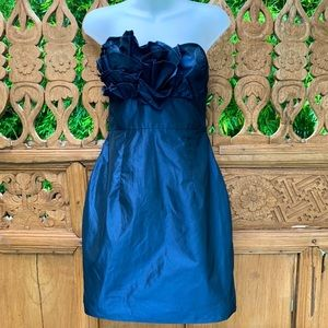 Deadstock WISH Strapless Cocktail\Event Dress